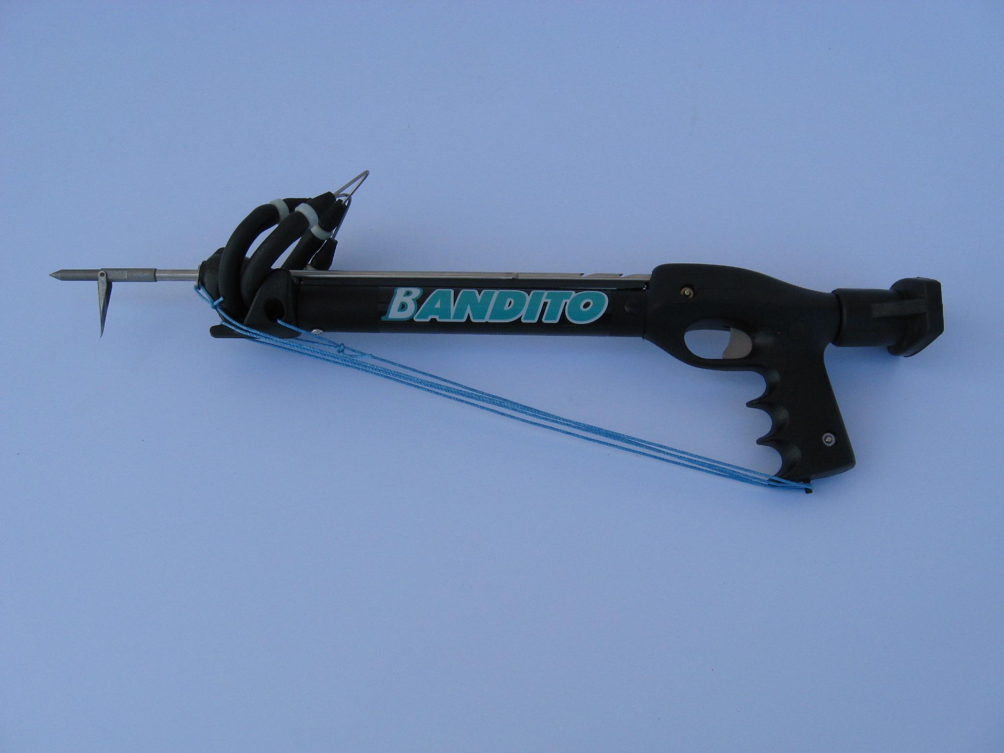Closed muzzle standard series Bandito Speargun